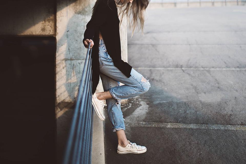 type de jeans